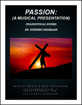 Passion: A Musical Presentation