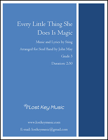 Every Little Thing She Does Is Magic
