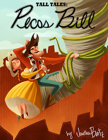 Tall Tales: Pecos Bill Thumbnail