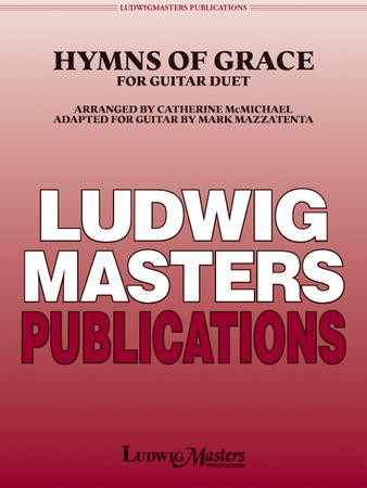 Hymns of Grace for Guitar Duet