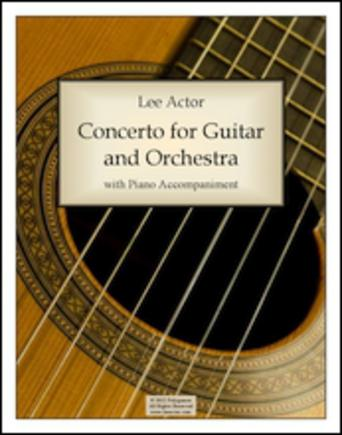 Concerto for Guitar and Orchestra (2012)