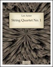 String Quartet No. 1 (2008)