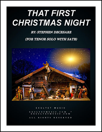 That First Christmas Night