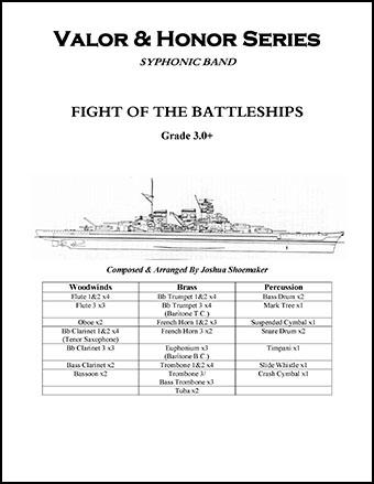 Fight of the Battleships