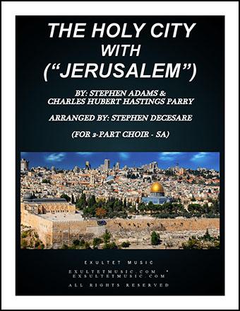 The Holy City/Jerusalem (SA)