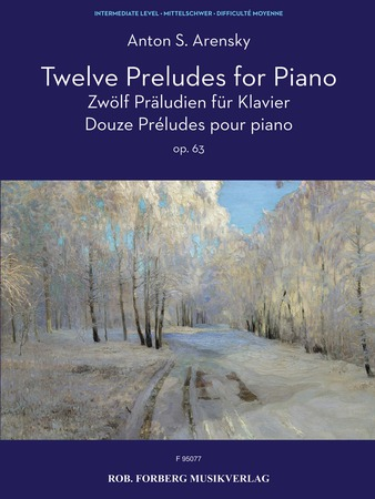Twelve Preludes for Piano