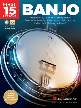 First 15 Lessons: Banjo