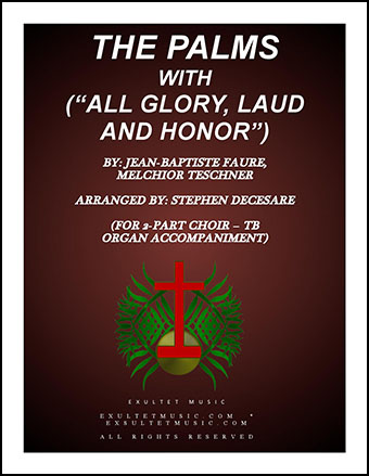 The Palms/All Glory, Laud, and Honor (TB)