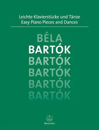 Easy Piano Pieces and Dances