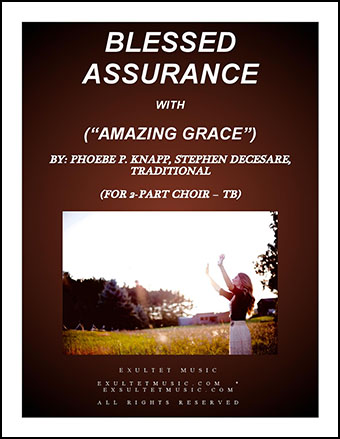 Blessed Assurance/Amazing Grace (TB)