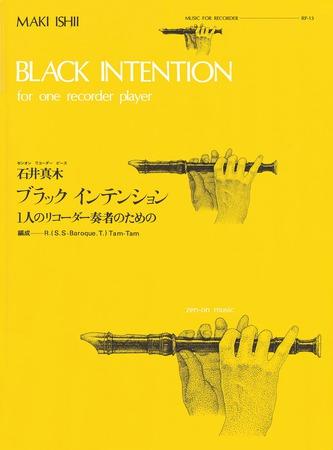 Black Intention