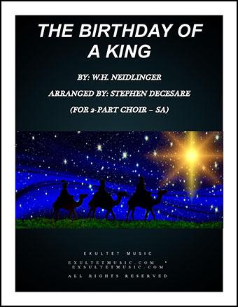 The Birthday of a King (SA)