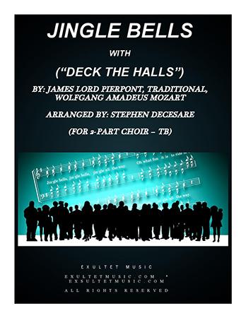 Jingle Bells/Deck The Halls (TB)
