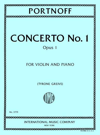 Concerto #1, Op. 2