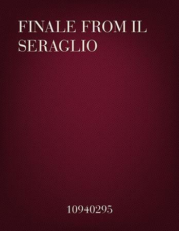 Finale from Il Seraglio