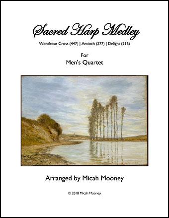 Sacred Harp Medley