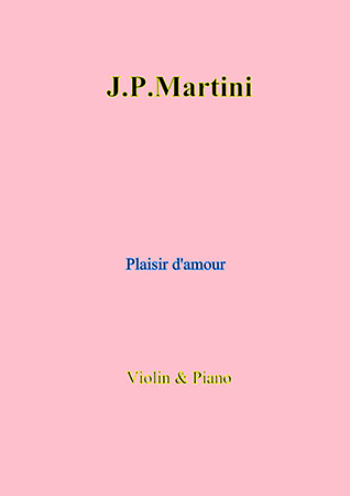 Martini Plaisir d'amour
