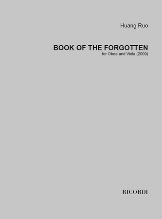 Book of the Forgotten