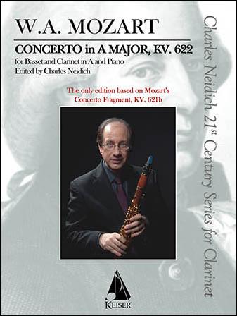 Concerto in A Major, KV. 622