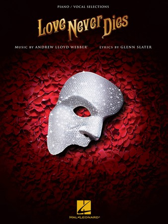 Love Never Dies library edition cover