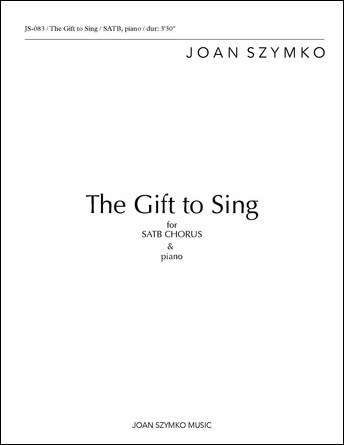 The Gift to Sing