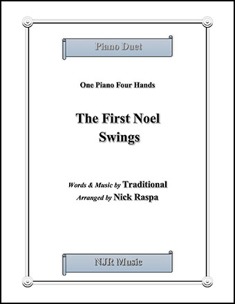 The First Noel Swings