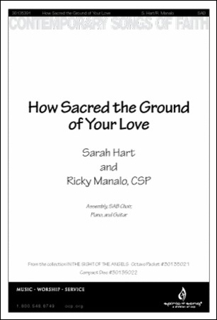 How Sacred the Ground of Your Love