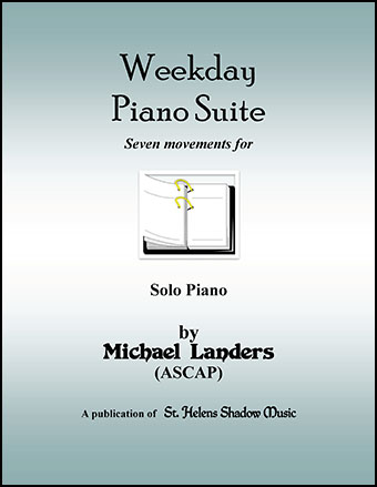 Weekday Piano Suite