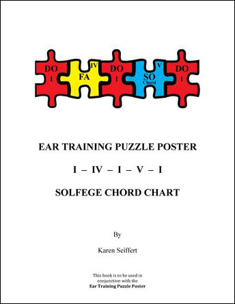 Ear Training Puzzle Teacher Workbook
