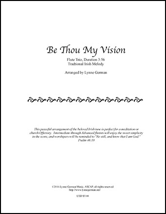 Be Thou My Vision Thumbnail