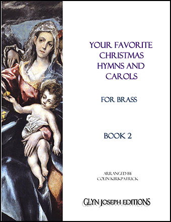 Your Favorite Christmas Hymns and Carols for Brass, Book 2