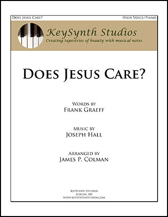 Does Jesus Care? Thumbnail