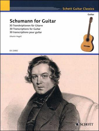 Schumann for Guitar