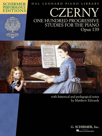 One Hundred Progressive Studies for the Piano, Op. 139