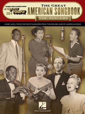 EZ Play Today Vol. 284 The Great American Songbook