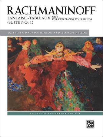 Fantasie-Tableaux, Op. 5