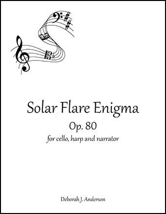 Solar Flare Enigma
