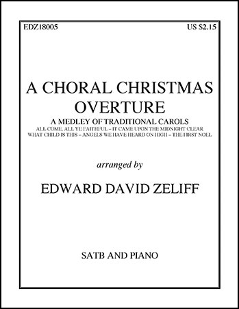 A Choral Christmas Overture