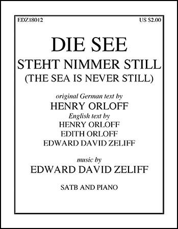 Die see steht nimmer still (The Sea Is Never Still)