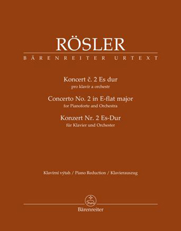 Concerto No. 2 in E-flat Major