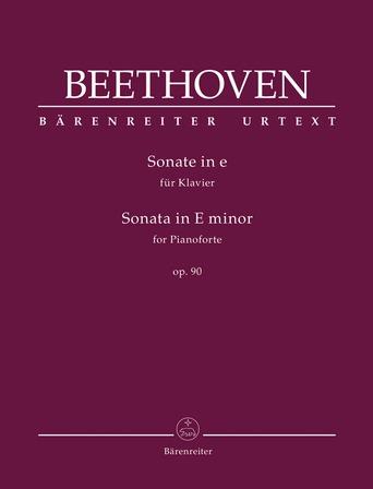Sonata in E minor, Op. 90