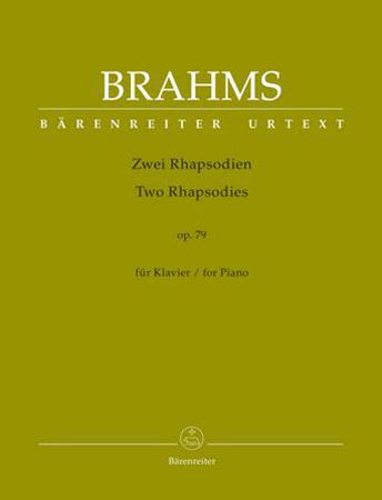 Two Rhapsodies, Op. 79
