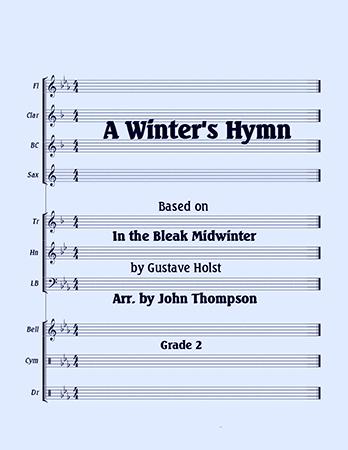 A Winter's Hymn
