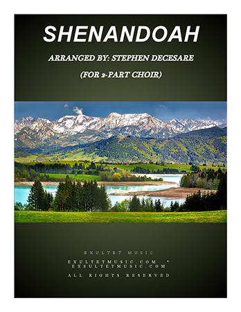 Shenandoah (2-part choir)