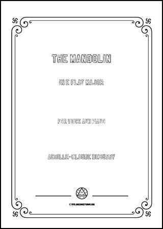 The Mandolin in E flat Major