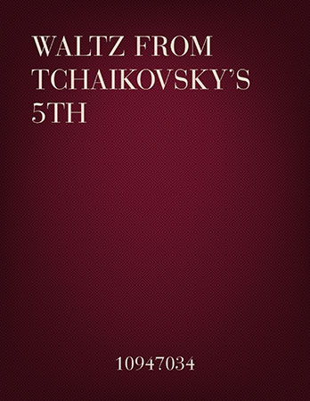 Waltz from Tchaikovsky's 5th