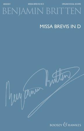 Missa Brevis in D