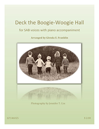 Deck the Boogie-Woogie Hall