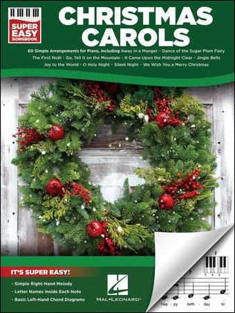 Super Easy Songbook: Christmas Carols