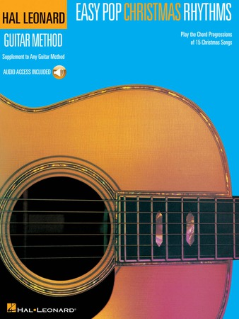 Hal Leonard Guitar Method Easy Pop Christmas Rhythms